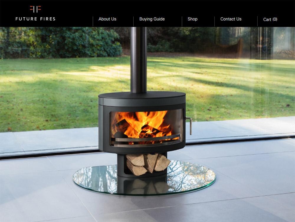 Website Design Beverley - Website Design Hull Yorkshire - Weborchard - Future Fires