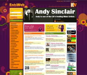 Ents Web Ecommerce Website Design | Weborchard, Hull, Yorkshire