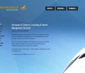 hawksland Associates - Responsive Website Design Hull,by Weborchard, Yorkshire