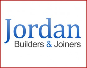 Jordan Builders and Joiners logo design by Weborchard, Website Design Hull, Yorkshire