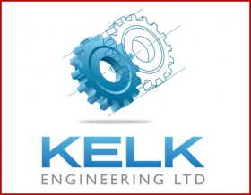 Kelk Engineering Logo and Branding | Weborchard, Hull, Yorkshire