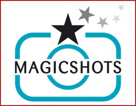 Magic Shots Logo Design and Branding by Webirchard, Website Design Hull, Yorkshire
