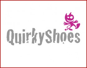 Quirky Shoes Logo and Branding | Weborchard, Hull, Yorkshire
