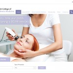 Responsive Website Design Hull Yorkshire by Weborchard - BCAM, British College of Aesthetic Medicine