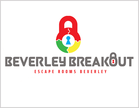 Logo Design Company Beverley - Weborchard - Beverley Breakout Escape Rooms