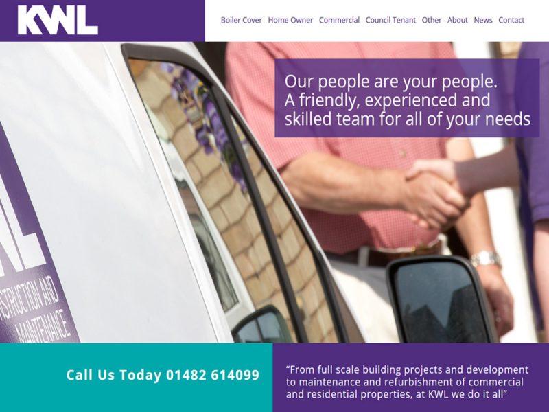Website Design Beverley Website Design Hull KWL Weborchard