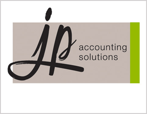 Logo Design Hull - JP Accounting Solutions Branding by Weborchard Website Design Beverley East Yorkshire