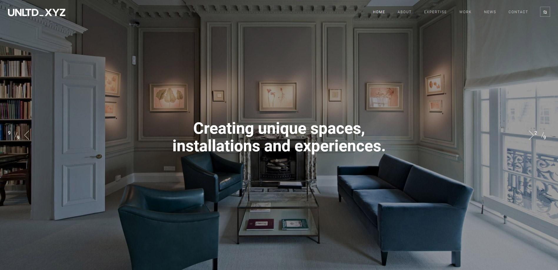 UNLTD London - Website Design Beverley - Weborchard East Yorkshire