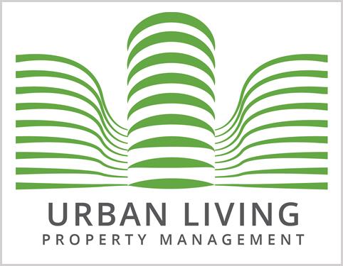 Logo Design Agency Beverley - Weborchard. Urban Living Property Management logo design