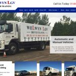 Website Design Beverley Website Design Hull by Weborcahrd Yorkshire Welwyn LGV Driver Training