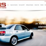 Website Design Hull - A1S Modifications Subaru Parts Hull - Responsive Websites by Weborcahrd Beverley Yorkshire