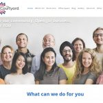 Weborchard Website Design Beverley, Web Design Hull - Courtyard Goole Charity Website