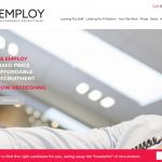EA Employ Hull - Website Design by Weborchard Beverley East Yoskrhire