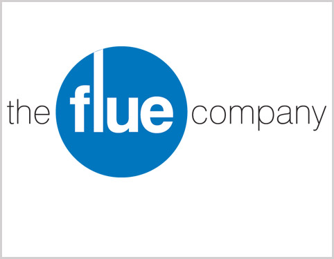 The Flue Company logo deisgn by Weborchard Beverley - Branding Hull Yorkshire