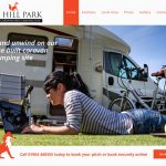 Foxhill Park North Yorkshire - Weborchard Website Design Beverley Hull