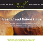 Website Design Hull Weborchard Beverley Woodmansey East Yorkshire Fullers Bakery Responsive