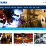 Website Design Hull, Responsive Web Design Hull, Yorkshire by Weborchard - Gen Fab website