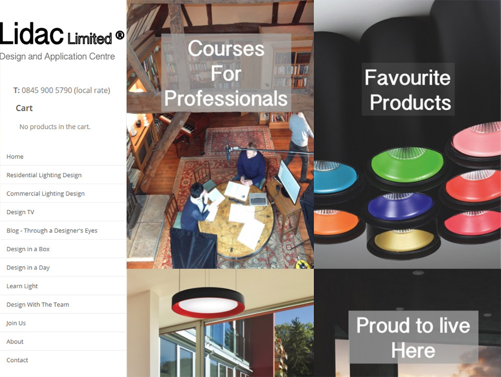 North yorkshire home automation lighting and media installations