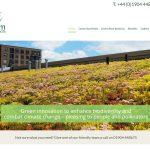 Web Design Beverley, Websites by Weborchard East Yorkshire - Lindum Green Roofs