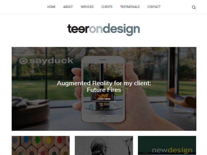 Blog Design Hull Blog Design Beverley Weborchard Websites Teer on Design